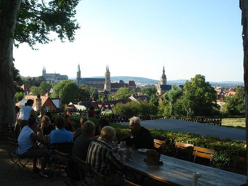 Bamberger Bierkeller Ferienwohnung Am Rathaus Bamberg