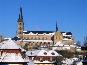 Bamberg zur Winterszeit