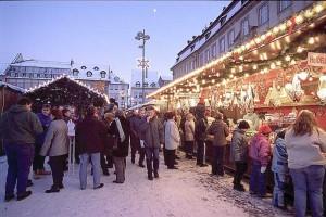 Bamberger Weihnachtsmarkt